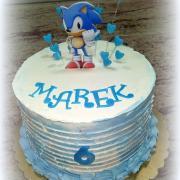 Torta Sonic