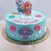 Torta Paw Patrol pre Natálku