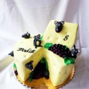 Torta Syr s myškami
