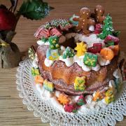 Torta Zimná bábovka