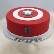 Torta Torta Kapitán Amerika