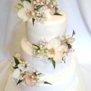 Torta Svadobná 230