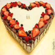 Torta Svadobná darovacia