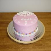 Torta Na želanie s lentilkami v torte