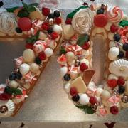 Torta Narodeninová 70tka
