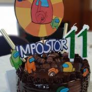 Torta Čokoládova narodeninova