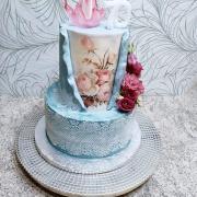 Torta Narodeninová pre maminku