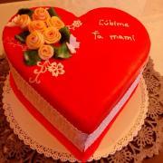 Torta Narodeninová od detí