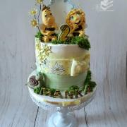 Torta Vcielka Maja & Vilko