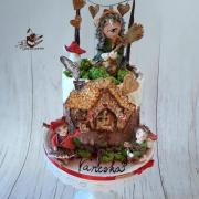 Torta O Jankovi a Marienke