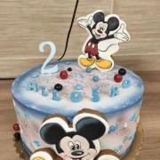 Torta Nicky mouse