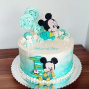 Torta K 1. rôčku