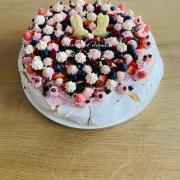 Torta Pavlovej torta