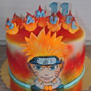 Torta malovaná