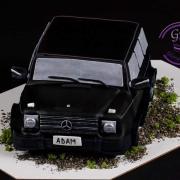 Torta Mercedes G