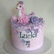 Torta poník pre Lucku