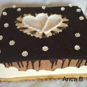 Torta Výročie sobáša