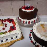 Torta tortový mix