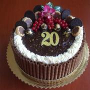 Torta narodeninová pre vnuka