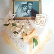 Torta Svadobná 250