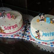 Torta Sofka a Maťko  -- 5 --