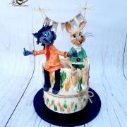 Torta No pockaj...zajac!