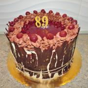 Torta višňa