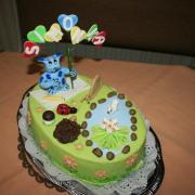Torta Simonka - meniny