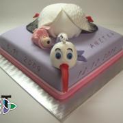 Torta bocian 2