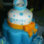 Torta pre krsniatko