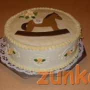 Torta Koníková