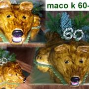 Torta Maco k 60-tke