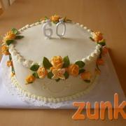 Torta Na 60-tku