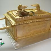 Torta archa z Indiana Jones
