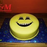 Torta vysmiatý :-))