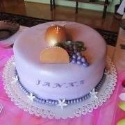 Torta pre neterku Janku k birmovke