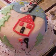 Torta Pre dcerku k narodeninam