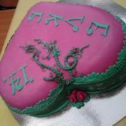 Torta Môj nový výtvor