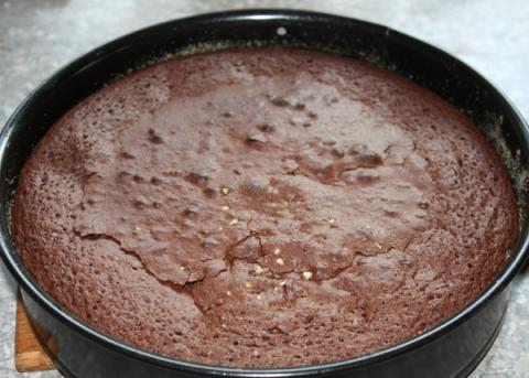 Brownies - recept postup 9