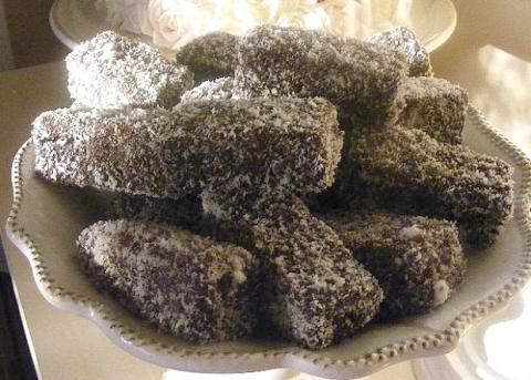 Kokosové ježe, Autor: Vlamonka