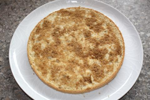 Tiramisu torta - recept postup 5
