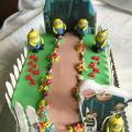 Torta narodeninová dvojoslava