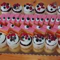 Torta mňamky