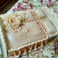 Torta Svadobná posteľ