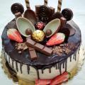 Torta Čokoládová s čokoládou :-)