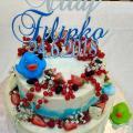 Torta Krstinová