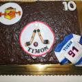 Torta HKM - hokejista