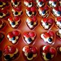 Torta Svadobné mini koláčiky