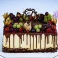 Torta Čoko-ovocná