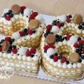 Torta Číslicová torta